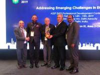 Road safety guru awarded India Safety Award 2019