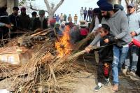 Grieving village of Jaimal calls for befitting reply