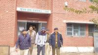 Valley student held for 'anti-national' remarks
