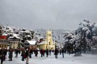 Intense cold wave grips Himachal Pradesh; more rain, snow likely