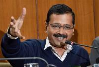 Kejriwal demands statehood for Delhi, Puducherry