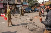 Authorities relax curfew hours in parts of Jammu; urge people to maintain peace