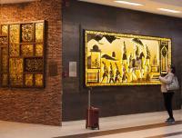 Artistic revamp of Amritsar airport