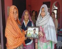 In Faridabad, injured jawan's kin hope against hope