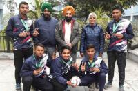 SAI trainees excel in National School Games