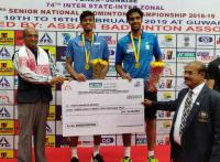 Shuttler Pranaav donates prize money for Pulwama martyrs