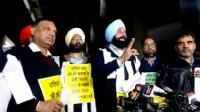 Majithia targets govt over tampering with free power to Dalits