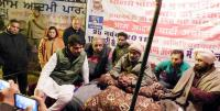AAP activist ends fast over cattle menace on 10th day
