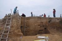 Heritage site in peril