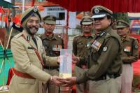 Passing-out parade for 312 Rajasthan cops organised