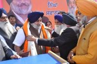 SAD brought prosperity, Cong wiped it off: Sukhbir