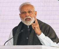 Competition for corruption under UPA replaced by highest growth rate: PM
