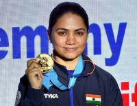 Apurvi Chandela breaks world record; claims gold in shooting World Cup
