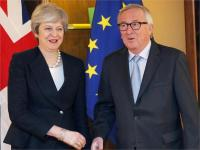ब्रेक्जिट सौदे पर यूरोपीय संघ के साथ' बदलावों'पर राजी हुआ ब्रिटेन