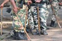 अर्धसैनिक बल की 10 कंपनियां शुक्रवार तक पहुंचेगी पश्चिम बंगाल