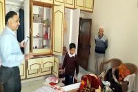 चोरों ने तोड़े घर के ताले, गहने व नकदी पर किया हाथ साफ