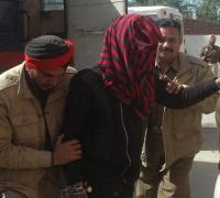 ग्रेनेड लाने वाले आतंकी फाजिल व शाहिद को भेजा जेल, आमिर नासिर 4 दिन के पुलिस रिमांड पर