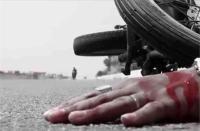 लखनऊः तेज रफ्तार ट्रक ने बाइक को मारी टक्कर, 4 युवकों की दर्दनाक मौत