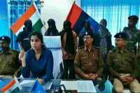 पुलिस के हाथ लगी बड़ी सफलता, रामगढ़ से धर दबोचे PLFI के 5 नक्सली