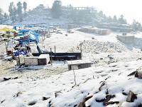 मूलभूत सुविधाओं के अभाव में लाहौल में नहीं पहुंच रहे सैलानी