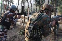 पाकिस्तान ने फिर किया सीजफायर का उल्लंघन, भारतीय सेना ने दिया मुहतोड़ जवाब