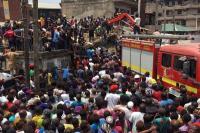 लागोस में एक भवन ध्वस्त, कई के हताहत होने की आशंका
