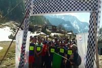 उत्तरकाशीः पहली बार हाई हिमालयन हर्डल रेस का हुआ आयोजन, 73 प्रतिभागियों ने लिया हिस्सा