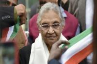 दिल्ली: AAP- कांग्रेस के बीच गठबंधन की फिर कोशिशें, शीला दीक्षित बोलीं-हो गया फैसला अब नहीं
