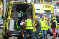 फेसबुक पर Live होकर लोगों पर बरसाई गोलियां, देखिए न्यूजीलैंड हमले की दर्दनाक तस्वीरें