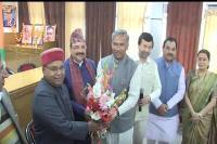 BJP मुख्यालय में आयोजित की गई विधायक दल की अहम बैठक, विधायकों को दिए गए निर्देश