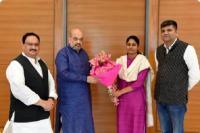 लोकसभा चुनाव 2019: 'भाजपा-अपना दल' गठबंधन बरकरार, अनुप्रिया को मिला टिकट
