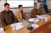 Crime Meeting : चुनावों के दौरान नशा तस्करों पर रहेगी Solan Police की पैनी नजर