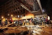 मुंबई पुल हादसा: बीएमसी ने ऑडिट में जताई लापरवाही की आशंका, दो इंजीनियर निलंबित
