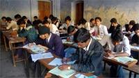 शिक्षा मंत्री ने बोर्ड परीक्षा केन्द्रों का किया औचक निरीक्षण