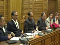 लोकसभा चुनावों के लिए भाजपा विधायक दल की बैठक में मंथन शुरू(Video)