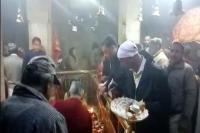 हिंदू नववर्ष पर मां ज्वाला के दरबार में उमड़ा आस्था का सैलाब (Video)