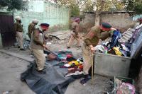 सिमरजीत बैंस के विरोध के बाद पुलिस अलर्ट, नशा तस्करों के घर की रेड
