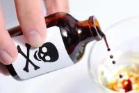 पत्नी के अवैध संबंधो से तंग आकर पति ने पीया जहर