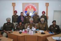 जस्सा हत्याकांड:आरोपियों से 1 पिस्तौल व 315 बोर का देसी कट्टा और 10 जिंदा कारतूस बरामद