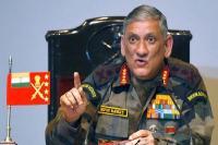 PAK ने माहौल बिगाड़ा तो बड़ी कार्रवाई करने से पीछे नहीं हटेंगे: बिपिन रावत