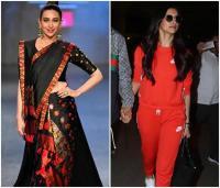 Weekly Fashion: दीवाज हुई ट्रैडीशनल की क्रेजी, करिश्मा को फैंस ने कहा ''डरावनी''