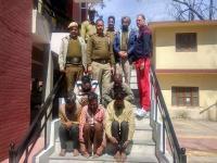 IPH स्टोर से 81 पाइप चोरी मामले में पुलिस के हाथ लगी सफलता