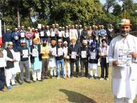 चंडीगढ़ की आवाज पार्टी के मुखिया को निर्वाचन कार्यालय का नोटिस
