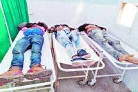 4 युवकों का 'काल' बन गई नींद की झपकी