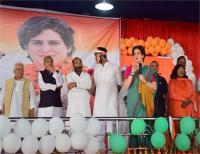 देश संकट में है, इस चुनाव में आप अपने बच्चों के भविष्य के लिए मतदान कीजिएः प्रियंका गांधी