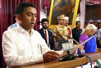 रात 2 बजे गोवा के मुख्यमंत्री बने प्रमोद सावंत, राज्य को 2 डिप्टी CM भी मिले