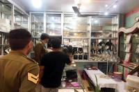 चोरों ने Jewelery Shop में लगाई सेंध, बड़ी वारदात को दिया अंजाम