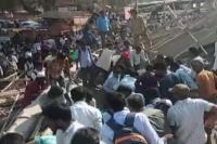 कर्नाटक में ढही निर्माणाधीन इमारत, 2 की मौत व कई लोगों के दबे होने की आशंका