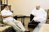 भाजपा के हाथ में गोवा की कमान, पार्टी के लिए सुरक्षा कवच बने शाह और गडकरी