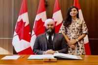 भारतीय मूल के जगमीत सिंह ने कनाडा के 'हाउस ऑफ कामन्स' में रचा इतिहास